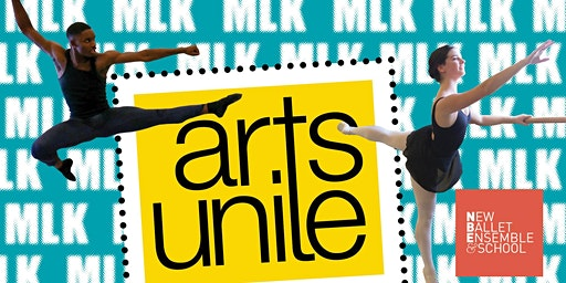 New Ballet's MLK Arts Unite 2020