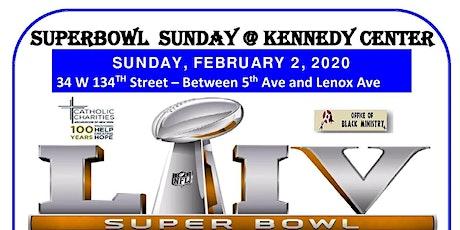 SUPER BOWL SUNDAY @  KENNEDY CENTER tickets