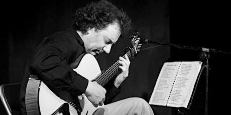 An Evening with Pierre Bensusan - World Music - Guitar & Voice tickets