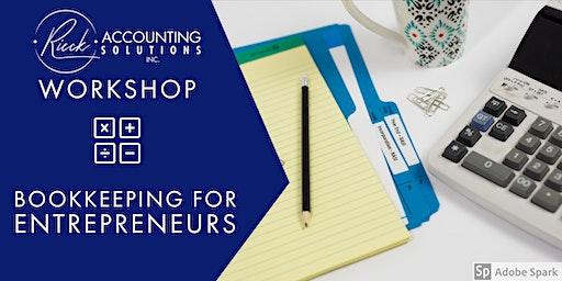 Bookkeeping for Entrepreneurs