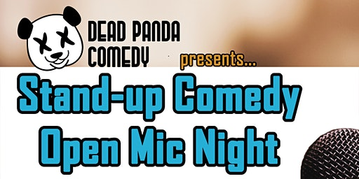 Stand-up Comedy Open Mic at Blind Onion Pizza