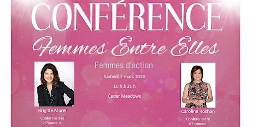 Conférence Femmes Entre Elles