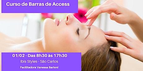 BARRAS DE ACCESS - São Carlos ingressos