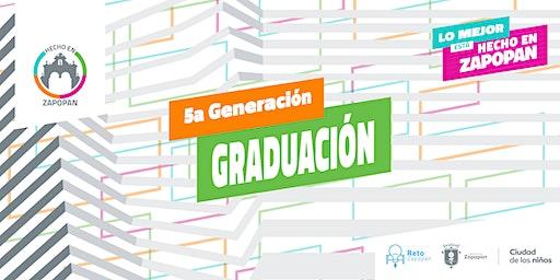 Graduación 5a. Generación Hecho en Zapopan