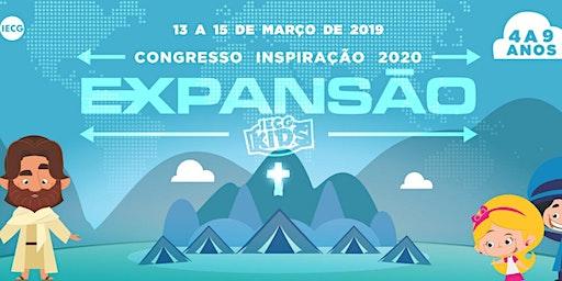 CONGRESSO INSPIRAÇÃO KIDS 2020