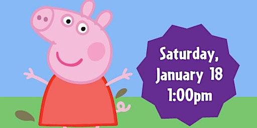 Peppa Pig Meet and Greet