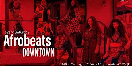 Afrobeats Downtown tickets