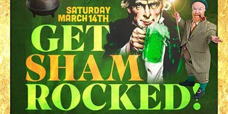 "12th Annual ""GET SHAMROCKED"" Party tickets"