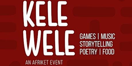 Kelewele tickets