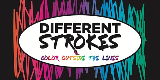 Different Strokes - Color Outside The Lines