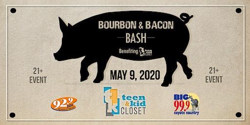 Teen & Kid Closet 2020 Bourbon & Bacon Bash