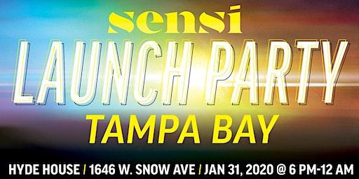 Sensi Magazine Tampa Bay Launch Party 1.31.20