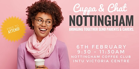 Cuppa + Chat - Nottingham - Feb tickets