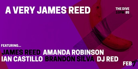 A Very James Reed tickets