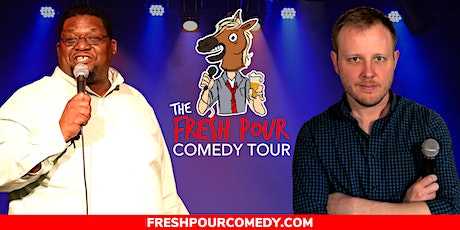 The Fresh Pour Comedy Tour at Anthem Brewing tickets