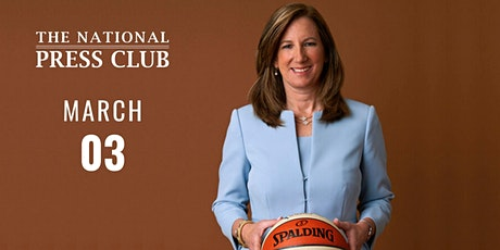 NPC Headliners Luncheon: WNBA Commissioner Cathy Engelbert tickets