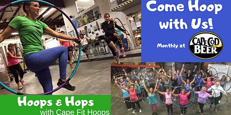 Hoops & Hops Fitness Class tickets