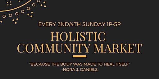 Holistic Community Market (Desoto)- Free to Public