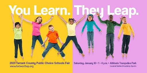 Tarrant County Public Choice Schools Fair