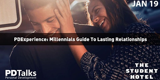 PDExperience: Millennials guide to lasting relationships