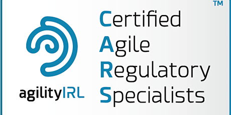 Certified Agile Regulatory Specialist (CARS) Training Class - November tickets