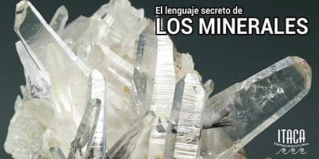 Charla GRATUITA: El lenguaje secreto de los minerales entradas
