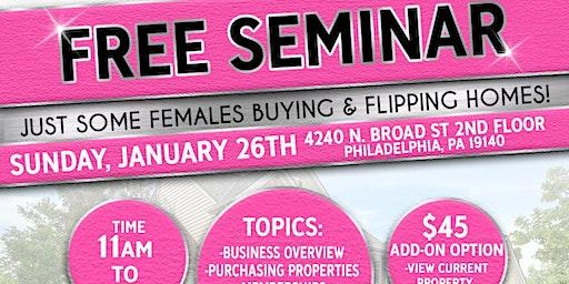Females Flippin Seminar 2