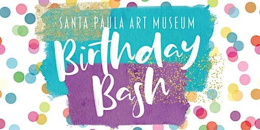 The Santa Paula Art Museum's 10th Birthday Bash