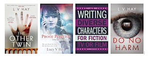 Pi Singles Meet the Author Evening - Lucy V Hay