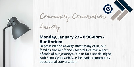 Community Conversation: Anxiety tickets