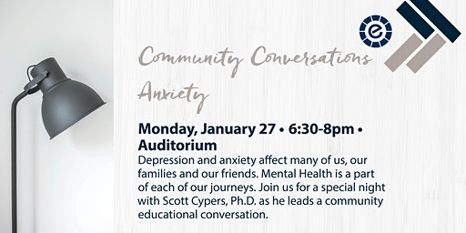 Community Conversation: Anxiety