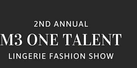 Pre Valentine 2nd Annual Lingerie Fashion Show tickets