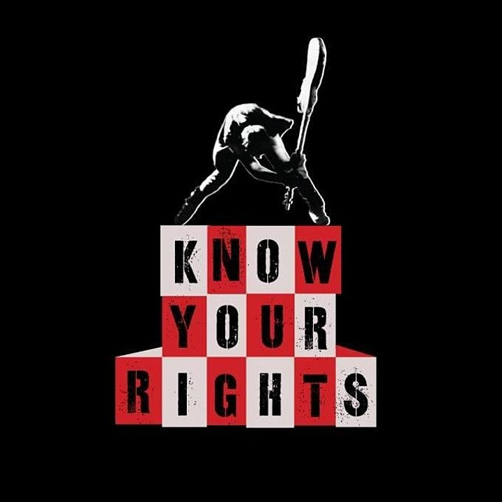 Know Your Rights, Louder Than Moz, Jet Black Pearl image