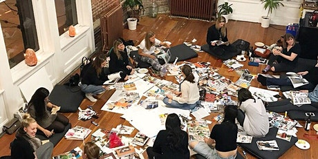2020 Vision Board Making Night tickets