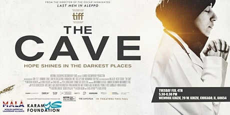 THE CAVE : HOPE SHINES IN THE DARKEST PLACES tickets