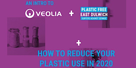 How to Reduce your Plastic in 2020 tickets