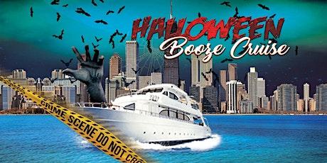 Halloween Booze Cruise tickets