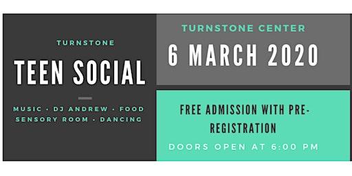Turnstone Teen Social