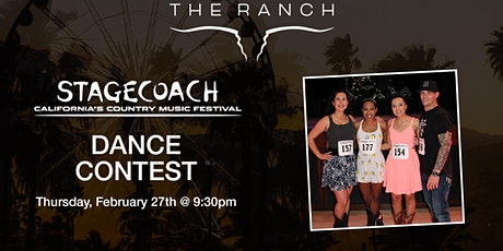 Stagecoach Dance Contest tickets
