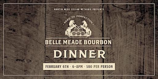 Belle Meade Bourbon Dinner