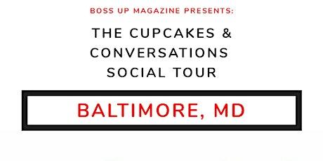 Cupcakes & Conversations: Baltimore tickets