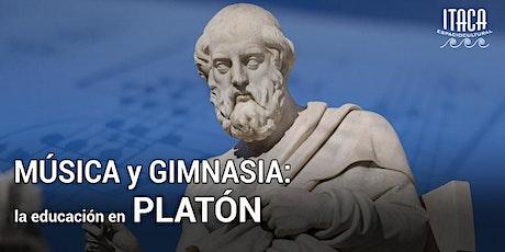 Música y gimnasia: la educación en Platón entradas