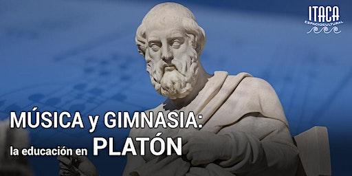 Música y gimnasia: la educación en Platón