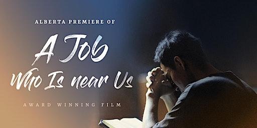 Alberta Premiere of A Job Who is Near Us 교회오빠 알버타 상영회