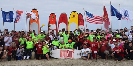 AMPSURF Learn to Surf Clinic - California