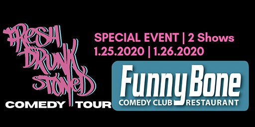 FREE TICKETS | RICHMOND FUNNY BONE 1/25 | Stand Up Comedy Show