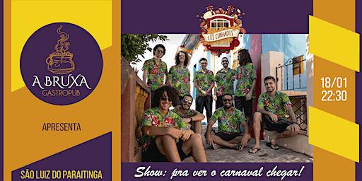 Los Cunhados - pra ver o carnaval chegar!