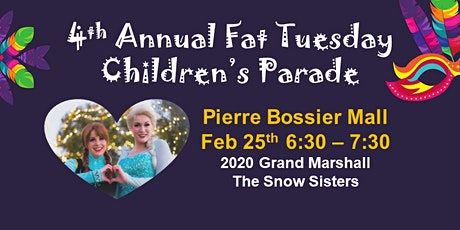Fat Tuesday Children's Parade Entry, Vendors and Sponsors tickets