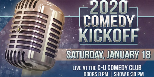 2020 Comedy Kick Off Show - Live Stand Up Comedy