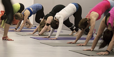 Namas Yoga Class: Introductory Offer tickets